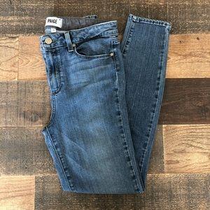 COPY - PAIGE Hoxton Ankle Jeans Size 30